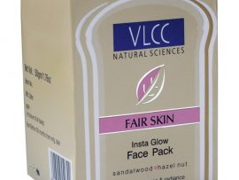 VLCC Fair Skin Insta Glow Face pack রিভিউ