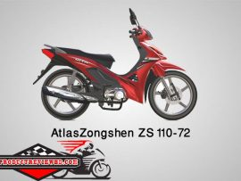 AtlasZongshen ZS 110-72 Motorcycle Price in Bangladesh Showroom Review Features