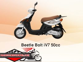 Beetle Bolt IV7 50cc Motorcycle Price in Bangladesh Showroom Review Features