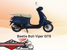 Beetle Bolt Viper GTS Motorcycle Price in Bangladesh Showroom Review Features