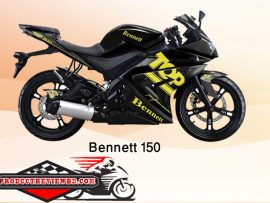 Bennett 150 Motorcycle Price in Bangladesh Showroom Review Features