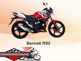 Bennett RS2 Motorcycle Price in Bangladesh Showroom Review Features