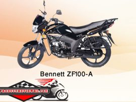 Bennett ZF100-A Motorcycle Price in Bangladesh Showroom Review Features