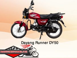Dayang Runner DY50 Motorcycle Price in Bangladesh Showroom Review Features
