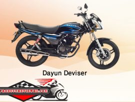 Dayun Deviser Motorcycle Price in Bangladesh Showroom Review Features