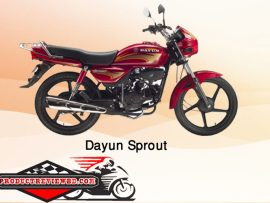 Dayun Sprout Motorcycle Price in Bangladesh Showroom Review Features