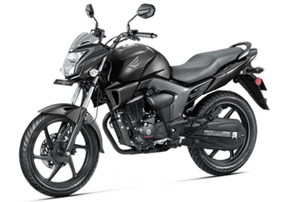 Honda CB Trigger is now available in Honda Showroom in attractive colors.