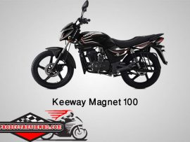 Keeway Magnet 100 Motorcycle Price in Bangladesh Showroom Review Features
