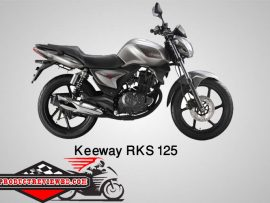 Keeway RKS 125 Motorcycle Price in Bangladesh Showroom Review Features
