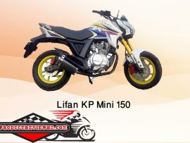 Lifan KP Mini 150 Motorcycle Price in Bangladesh Showroom Review Features
