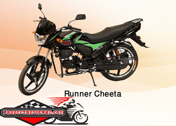Runner Cheeta Motorcycle Price in Bangladesh Showroom Review Features