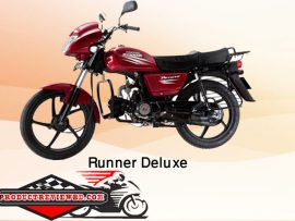 Runner Deluxe Motorcycle Price in Bangladesh Showroom Review Features
