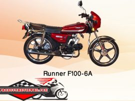 Runner F100-6A Motorcycle Price in Bangladesh Showroom Review Features