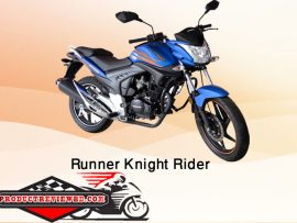 Runner Knight Rider Motorcycle Price in Bangladesh Showroom Review Features