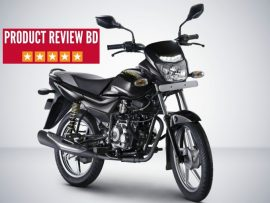 Bajaj Platina Comfortec LED DRL Motorcycle Price in Bangladesh