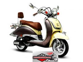 ZNEN Aurora 125 Motorcycle Price in Bangladesh and Full Specification