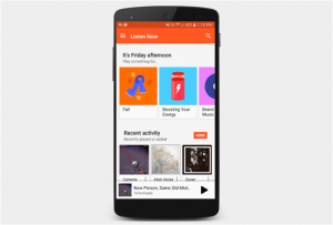 9. google play music