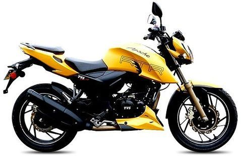 New TVS Apache RTR 160 is Coming Soon
