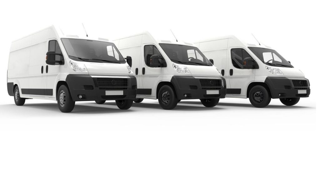 Various van sizes