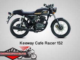 Keeway Cafe Racer 152 Motorcycle Price in Bangladesh Showroom Review Features